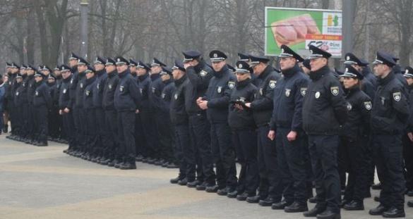 9 основних та цікавих фактів про нову поліцію Черкас