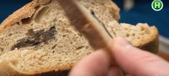 Черкаський журналіст бачив місце, де готують хліб із мишами