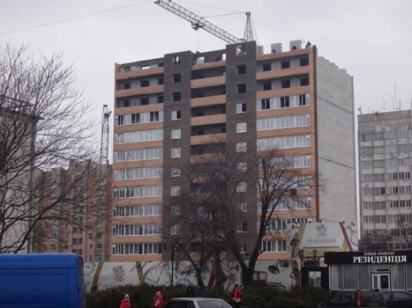 Забудова за черкаським драмтеатром може вирости до 24-х поверхів?