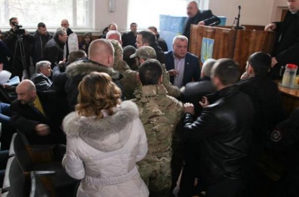 Російська пропаганда дісталася і Черкаської області (ВІДЕО)