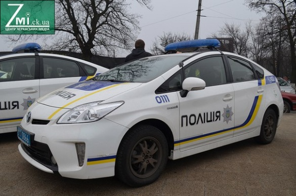 У свята черкаські поліцейські працюватимуть у посиленому режимі