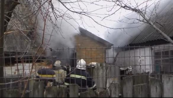 За добу в Черкаській області рятувальники ліквідували 5 пожеж (ВІДЕО)