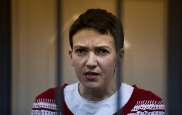 Сьогодні жителі Черкас на акції підтримають Надію Савченко
