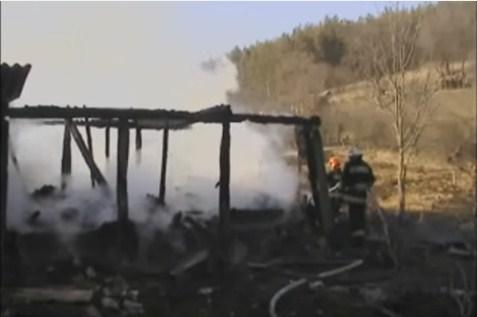 Через необережне поводженням з вогнем на Черкащині сталася пожежа (ВІДЕО)