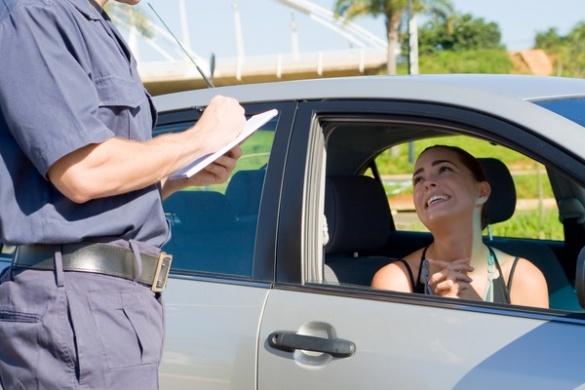Патрульна служба Черкас вчить водіїв паркуватися