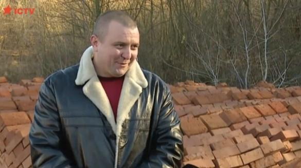 Черкащанину вдалося створити власне виробництво цегли (ВІДЕО)