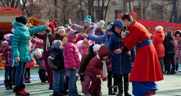 Черкащан запрошують зустріти весну у парку