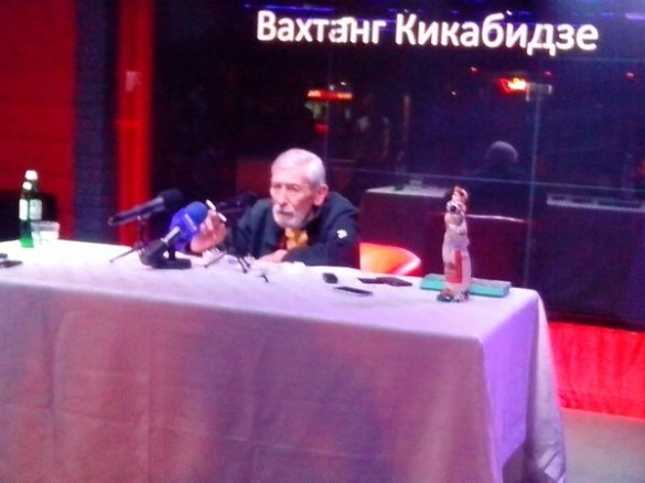 """""""Людина із віком мудрішає"""". 10 життєвих істин від Вахтанга Кікабідзе"""