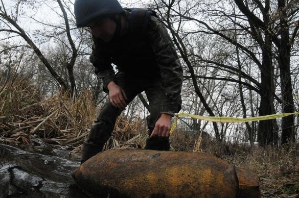У Черкасах містяни знайшли артилерійські снаряди