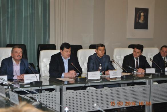 Міністр охорони здоров'я України зустрівся з черкаськими лікарями