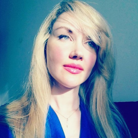 Face of the day - Інна Свідерська