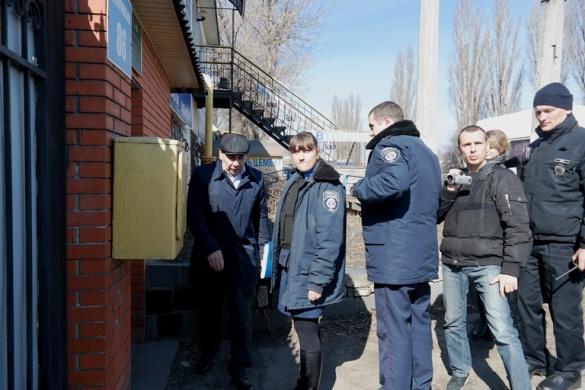 Нового директора Черкаського асфальтобетонного заводу не пустили на роботу