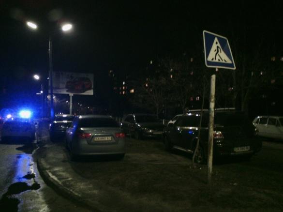 Черкаські патрульні натрапили на стоянку