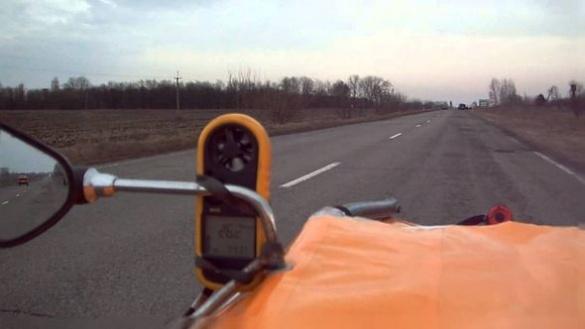 Скотчмобіль черкащанина прославився на всю Україну (ВІДЕО)