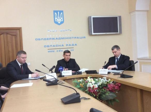 Стало відомо, хто претендує на посаду заступника голови Черкаської ОДА