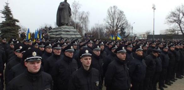 Начальник Черкаського відділу поліції розповів про діяльність патрульників