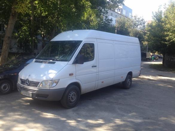 На Черкащині мікроавтобус викрали разом із водієм (ВІДЕО)