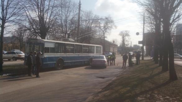 Поліція повідомила подробиці ДТП у центрі Черкас