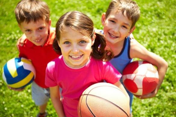 Перелік спортивних секцій, де черкаські діти можуть займатися безкоштовно