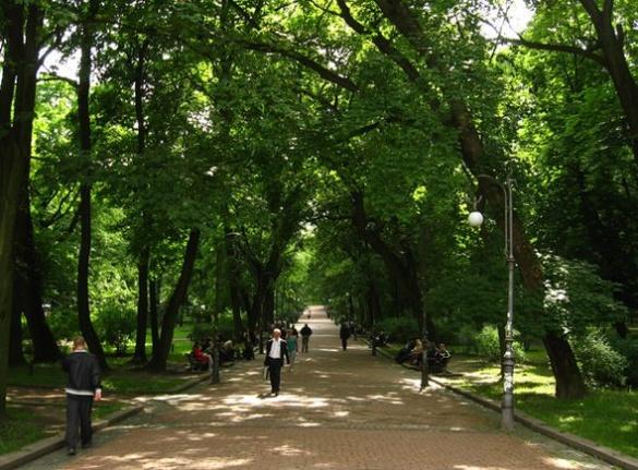 Черкаські парки вберегли від незаконної забудови та приватизації