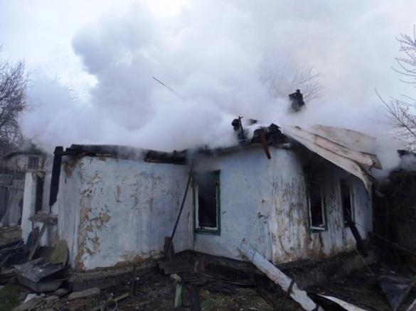 Вночі на пожежах в Черкаській області загинули дві особи