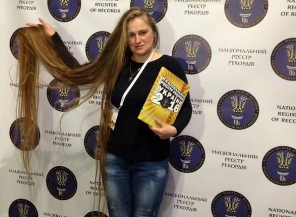 Черкаська Рапунцель прославилася на всю Україну