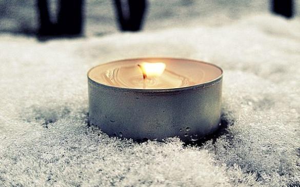 На Черкащині замерзло на смерть маля