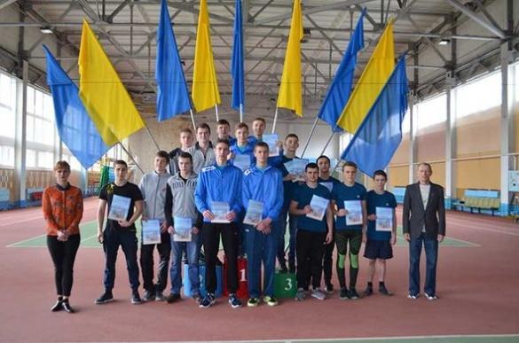 Черкасці вибороли перші місця на чемпіонаті України