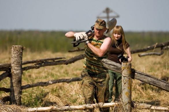 Черкаські АТОвці вже вдома вступили із чиновниками в бій за землю