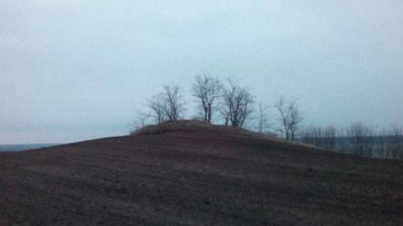 Зухвальці пограбували скіфський курган у Черкаській області