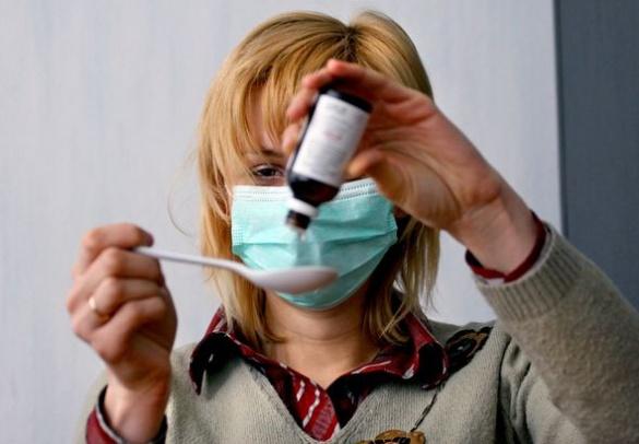 До Черкас повернувся грип