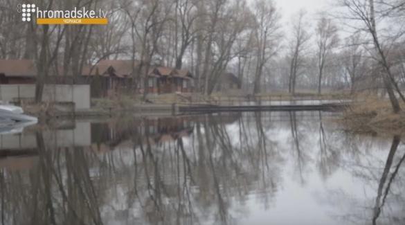 Черкаські журналісти дізнавалися, як забрали базу відпочинку вчителів (розслідування)