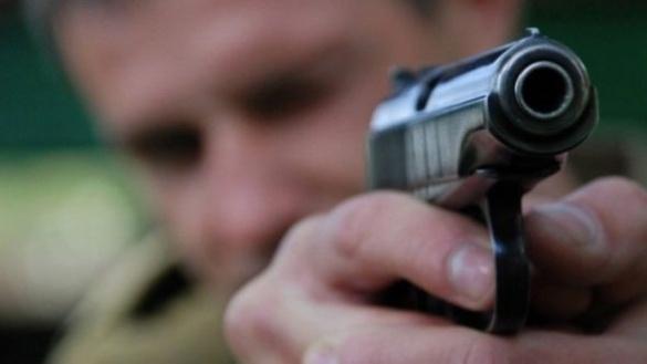 Житель Черкас палив із пістолета в районі Дахнівки