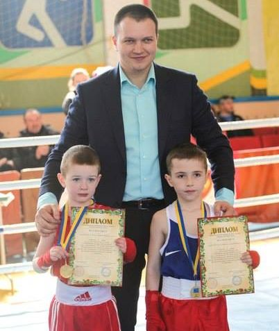 На Черкаси чекає історична боксерська подія