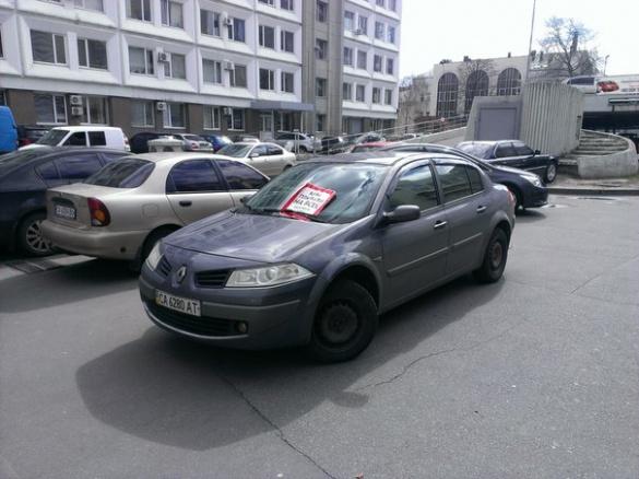 Черкаські автомобілісти біля міськради провчили