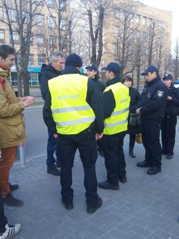 Булатецький про свій штраф: