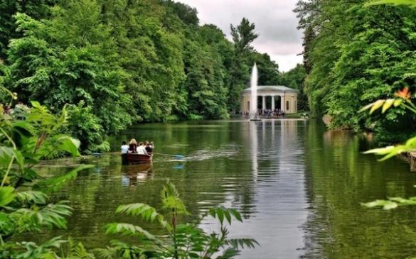 У трійці найбільш відвідуваних пам'яток України опинився парк із Черкащини