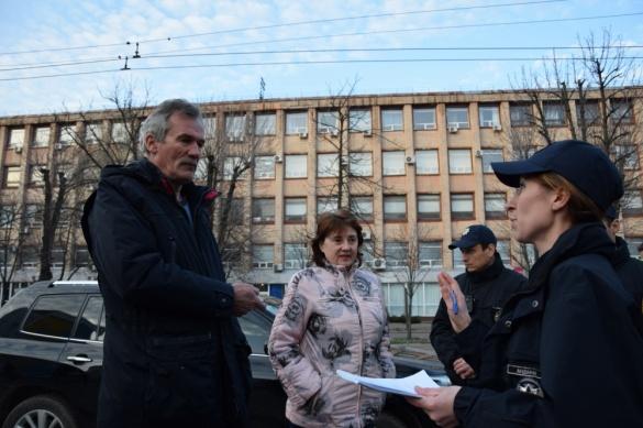 Як Булатецький з черкаськими патрульними скандалив (ВІДЕО)