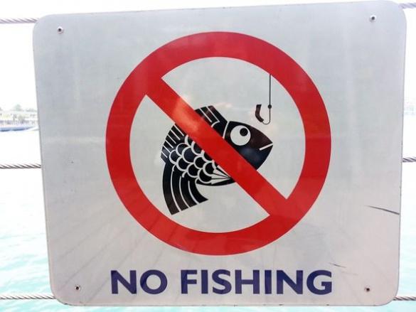 Правоохоронці забороняють рибалити у водосховищах Черкащини