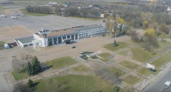 У мережі з'явилося захоплююче відео черкаського аеропорту