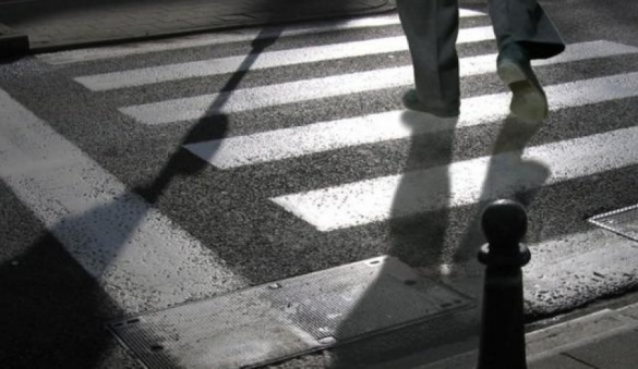 Пішохідні переходи у Черкасах обладнають додатковим освітленням