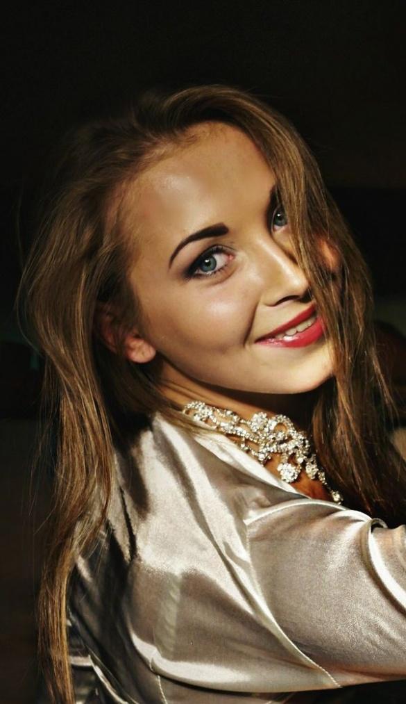 Face of the day - Аліна Щербань