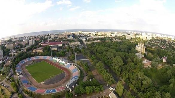 У мережі з'явилося захоплююче відео черкаського стадіону