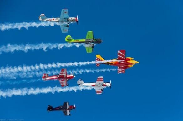 У Черкасах влаштують захоплююче авіаційне шоу та рок-фестиваль