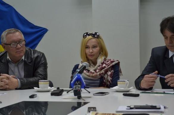 Марія Варфоломеєва у Черкасах розповіла, як жила у полоні