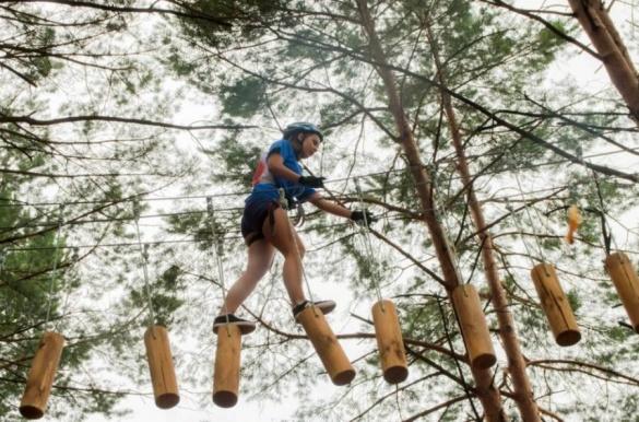У черкаському парку з'явиться розвага для екстрималів