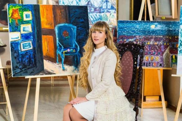 Черкащанка стала однією з 50 провідних художниць світу