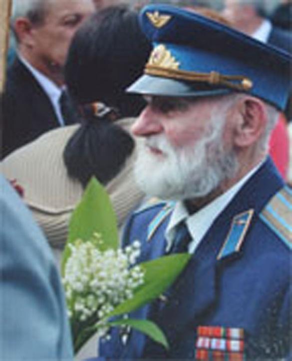 У Черкасах живе чоловік, який свого часу тренував космонавтів
