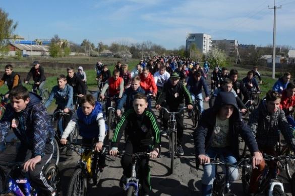Черкащани масово пересіли на велосипеди (фоторепортаж)