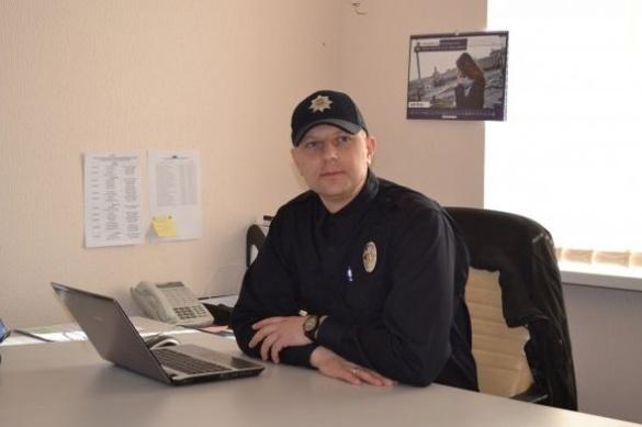 Головний патрульний Черкас зізнався, чому вирішив служити в поліції